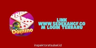 Link www.Sedekahcf.com Login Terbaru